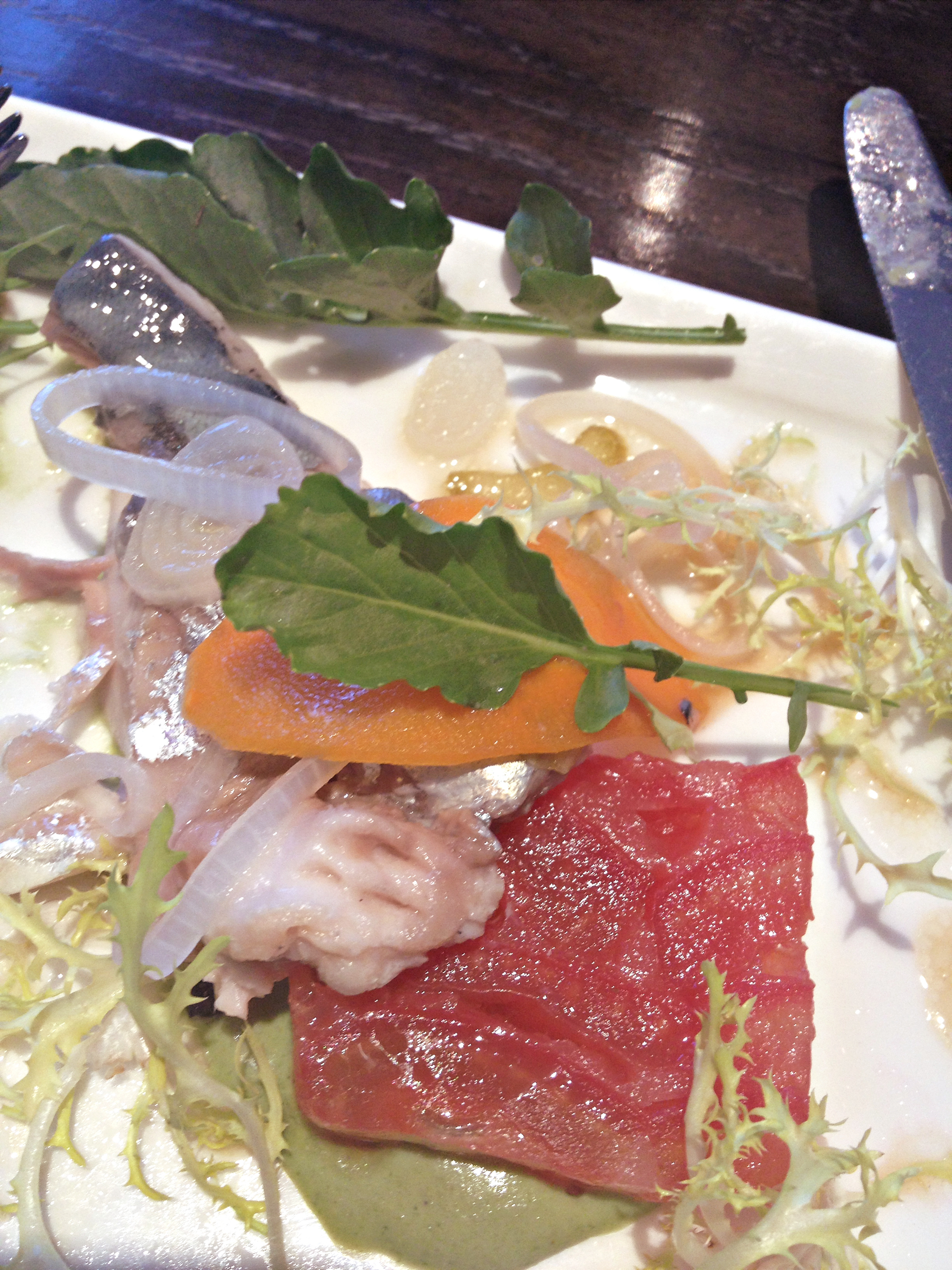 We got married and it was pretty awesome rants of a for Tomato terrine